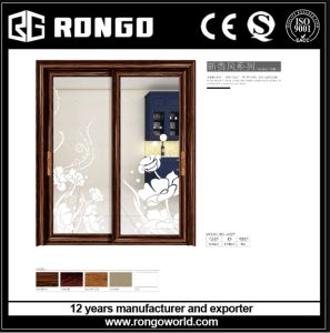 Aluminum Alloy Security Sliding Door pictures & photos