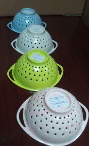 Plastic Dinnerware Melamine Basket (TS1067)