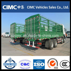 Sinotruk HOWO 6X4 10 Wheeler 40 Ton Cargo Truck for Djibouti pictures & photos