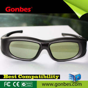 Bluetooth and Universal IR 3D TV Glasses CE
