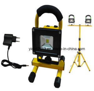 Rechargeable Portable LED Light/ LED Flood Light with CE RoHS pictures & photos