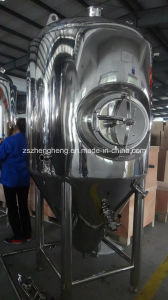 Stainless Steel Jacketed Beer Fermentation Tank pictures & photos