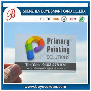 Transparent Membership Card pictures & photos