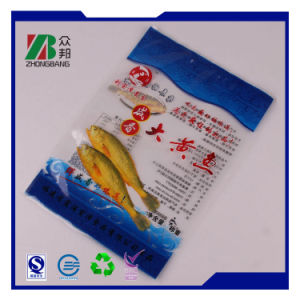 High Grade Retort Clear Window Vacuum Food Bag pictures & photos
