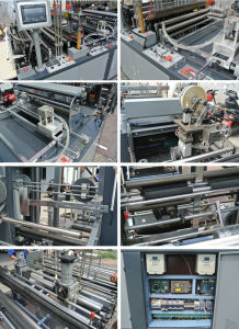 Nonwoven Fabric T-Shirt Bag Making Machine (XY-400/600/700/800) pictures & photos