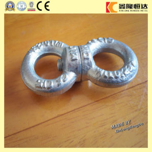 Low Price Galvanized Steel DIN580 Lifting Eye Bolts pictures & photos