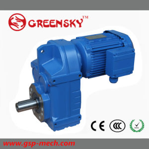R17 R27 R37 R47 R57 Helical Gear Motor Speed Variator pictures & photos