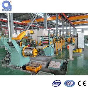 Automatic Steel Coil Slitting Line for Small Gauge Sheet pictures & photos