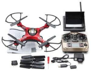 One Key Return RC Drones with HD Camera and GPS