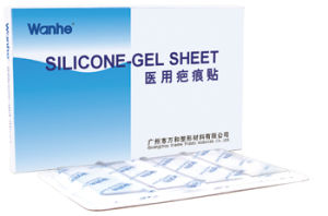 Silicone Medical Scar Stickers (SGS) Prevent Scar Hyperplasia pictures & photos