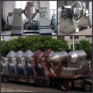Double Cone Rotary Vacuum Mixer with Ce pictures & photos