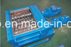 1PSS2508B Quadruple-Shaft (Shear) Shredder for Metal Recycling Industry pictures & photos