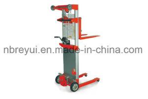Alumminium Winch Manual Stacker pictures & photos