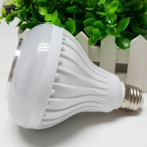 E27 B22 Smart RGB Lamp Music LED Bluetooth Light Lighting Sound Speaker Bulb pictures & photos