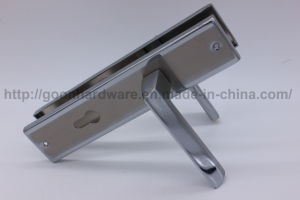 Aluminum Handle on Iron Plate 102 pictures & photos