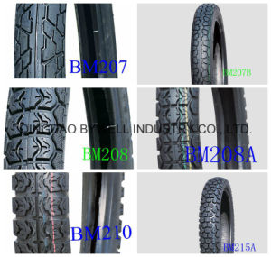 Motorcycle Tires and Tubes for Japan Motorcycle with India and Taiwan Technology