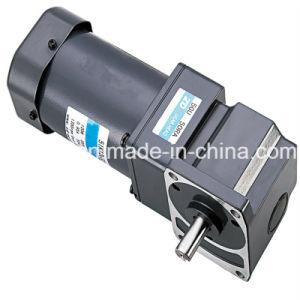 GS High Efficient 90mm 120W Worm Gear Angle Motor pictures & photos