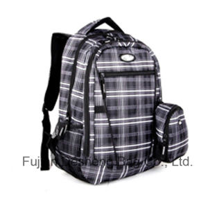 Waterproof Polyester Nylon Laptop Rucksack for Promotion