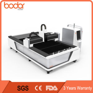 Fiber Laser Metal Cutting Machine with Low Price in Jinan pictures & photos