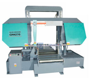 Horizontal Double Column Sawing Machine Gh4270 Metal Band Saw pictures & photos
