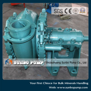 Wear-Resistant Slurry Pump, Mining Machinery pictures & photos
