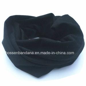 OEM Produce Customized Logo Printed Polyester UV Protection Microfiber Multifunctional Seamless Tubular Headband Buff pictures & photos