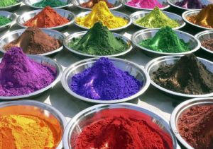 Dyestuff for Fabric Printing and Iron Oxide pictures & photos