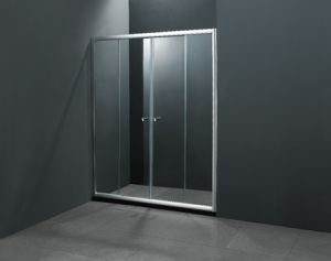 Bathroom Glass Shower Screen (BA-L818) pictures & photos