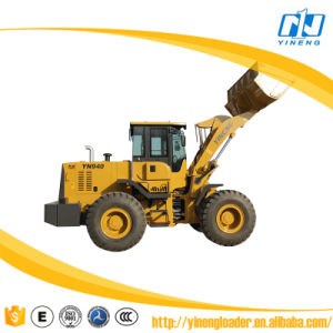 Yn Wheel Loader 4 Tons, Cummins Engine 112kw pictures & photos