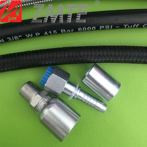 High Performance Tractor Hydraulic Hoses 1sn 2sn R1at R2at with Fittings pictures & photos