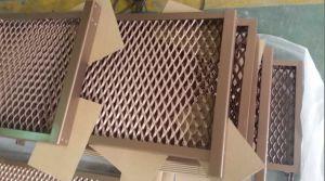 Preforated Expanded Aluminium Mesh (EM 201) pictures & photos