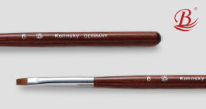 Kolinsky Nail Brush-G (6# 8#)