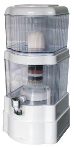 Premium Water Purifier Pot Mineral Water Filtration Pot Gl-06 (26L) pictures & photos