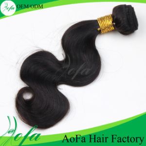 2015 New Brazilian Loose Wave Human Hair Extension pictures & photos