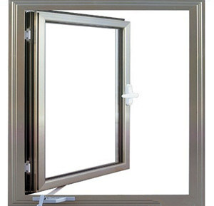Australian Standard Casement Window Aluminium Casement Window