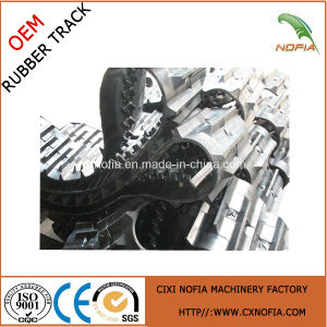 Rubber Track, Agricultural Rubber Track