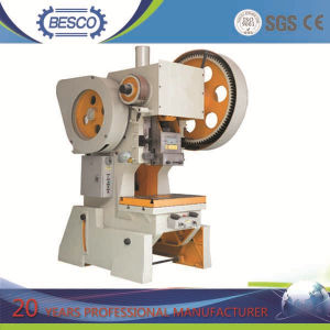 J23-6.3 Ton Power Press, Hole Punch Press, Mechanical Punch Press Machine pictures & photos