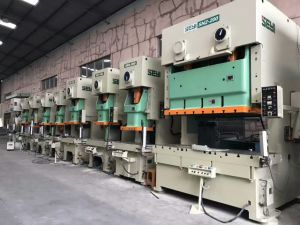 Second Hand High Speed Punch Press Machine Made by Taiwan or Japan pictures & photos