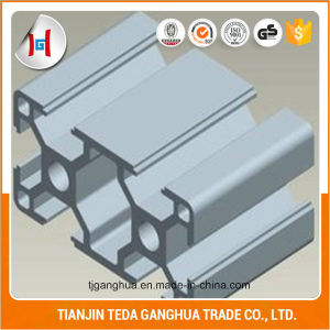 Extruded Aluminum Profiles in Different Size pictures & photos