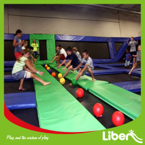 Cost of Indoor Trampoline Anchor with Foam Pits pictures & photos