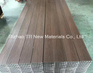 WPC Co-Extruded Decking pictures & photos