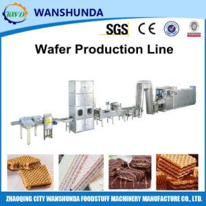 Automatic Wafer Prodiuction Line