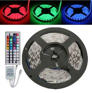 Waterproof LED Strip Light RGB 5050 SMD Flexible Popular pictures & photos