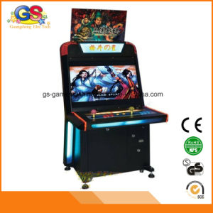 Dubai Japan Empty Games Cabinet Tekken 7 Arcade Machine pictures & photos
