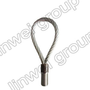 Construction Cast-in Lifting Wire Loop in Precasting Concrete Accessories (D7X220) pictures & photos