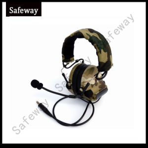 H50 Comtac II Tactical Noise Reduction Canceling Headphone pictures & photos
