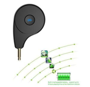 3.5mm Mini Car Wireless Bluetooth Music Receiver pictures & photos