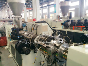 U-PVC/M-PVC/C-PVC Pipe Extrusion Line pictures & photos