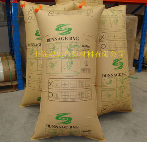 Kraft Paper Dunnage Air Bag for Container pictures & photos