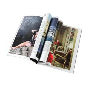 Great Quality Softcover Fashion Magazine Printing pictures & photos